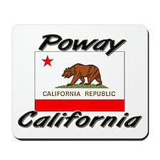 Poway California Mousepad