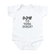 Bow To Your Sensei Infant Bodysuit