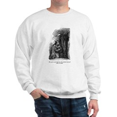 Spirit Pointed Sweatshirt