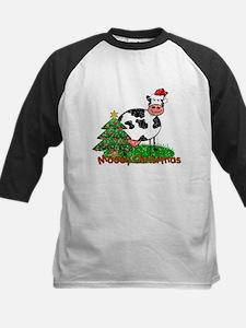 Christmas Cow Tee