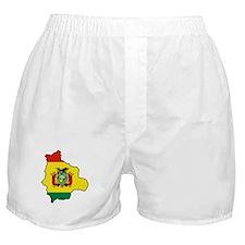 Cool Bolivia Boxer Shorts