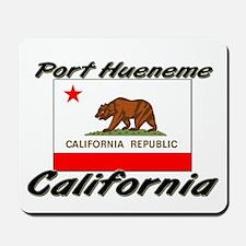 Port Hueneme California Mousepad