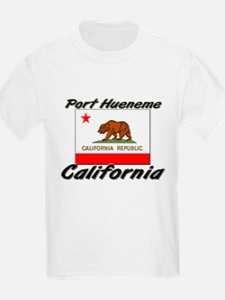 Port Hueneme California T-Shirt