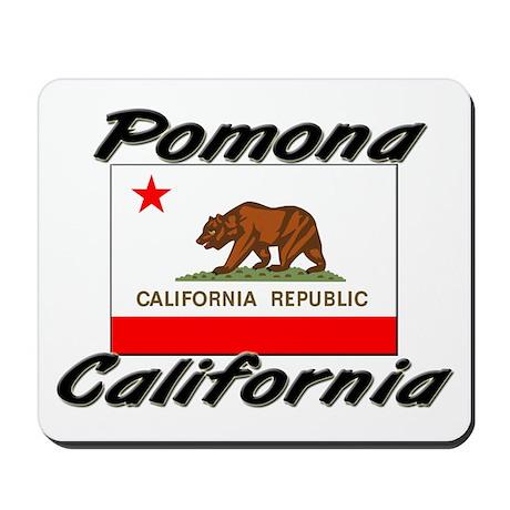 Pomona California Mousepad