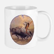 Buffalo Hunt Mug