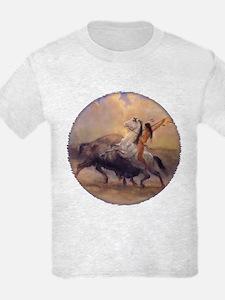 Buffalo Hunt T-Shirt
