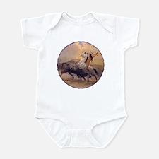 Buffalo Hunt Infant Bodysuit