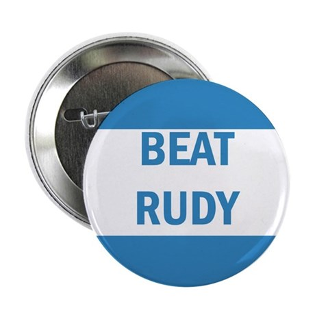 "BEAT RUDY 2.25"" Button (100 pack)"