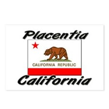 Placentia California Postcards (Package of 8)