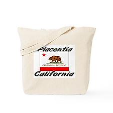 Placentia California Tote Bag