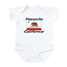Placentia California Infant Bodysuit
