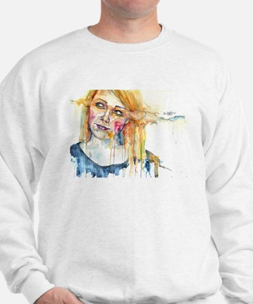 Funny Illustrative Sweatshirt