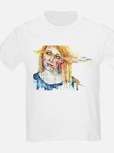 Unique Illustrative T-Shirt