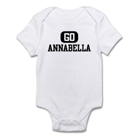 Go ANNABELLA Infant Bodysuit