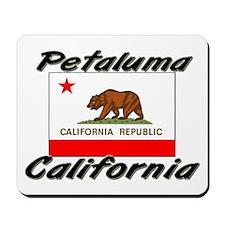 Petaluma California Mousepad