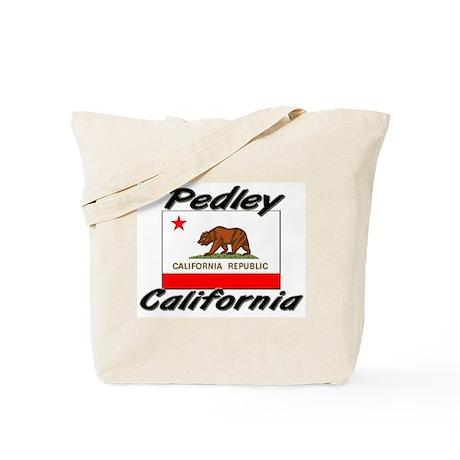 Pedley California Tote Bag