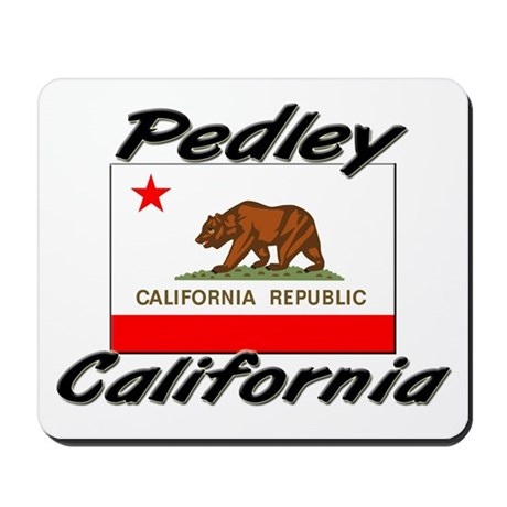 Pedley California Mousepad