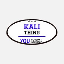 KALI thing, you wouldn't understand! Patch