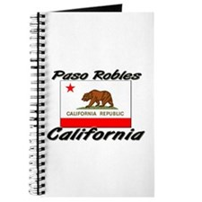 Paso Robles California Journal