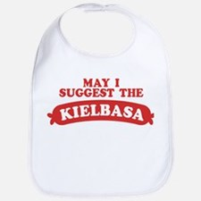 Funny Polish Kielbasa Bib