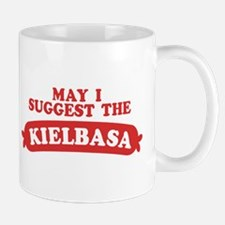Funny Polish Kielbasa Mug