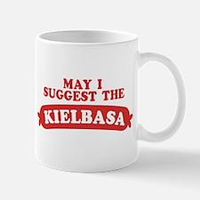 Funny Polish Kielbasa Small Small Mug