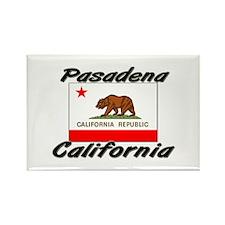 Pasadena California Rectangle Magnet