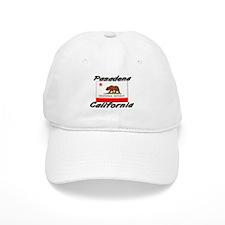 Pasadena California Baseball Cap