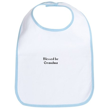 Blessed be Grandma Bib