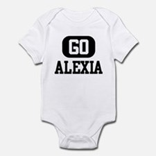 Go ALEXIA Infant Bodysuit