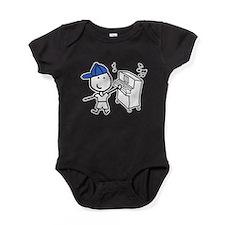 Unique Classical Baby Bodysuit