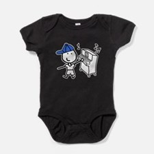 Unique Lizzy Baby Bodysuit