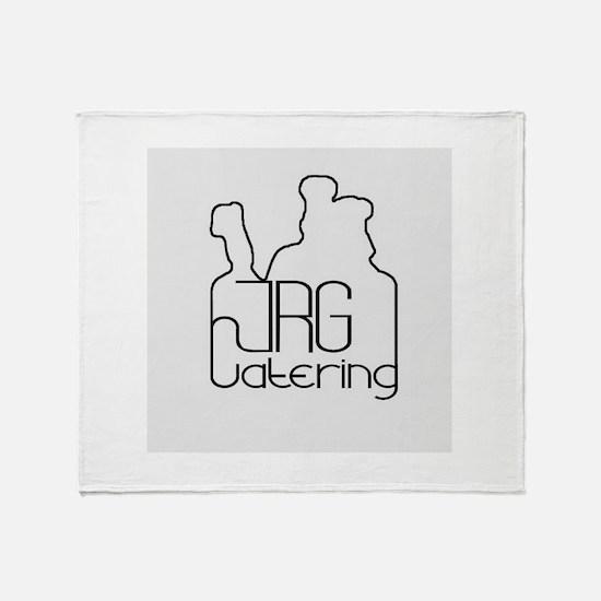 JRG LOGO Throw Blanket