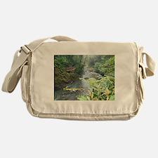 Costa Rica River Messenger Bag