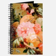 Floral Still Life Journal