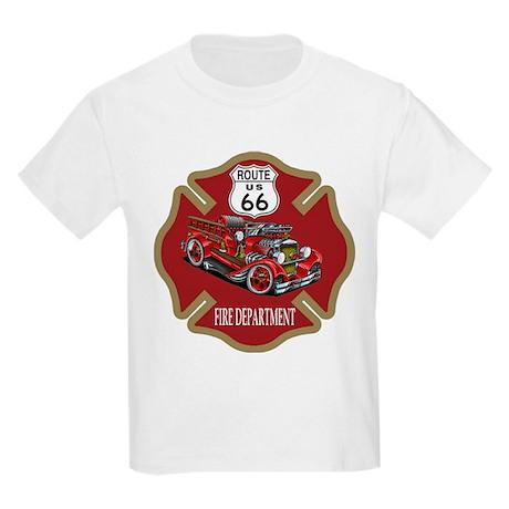 Route 66 Fd Kids Light T-Shirt