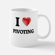 I Love Pivoting Mugs