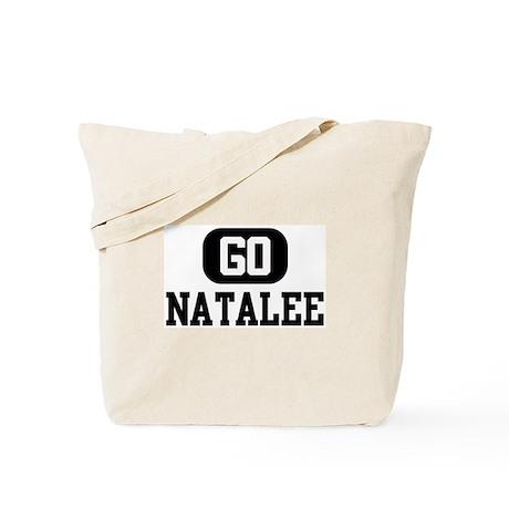 Go NATALEE Tote Bag