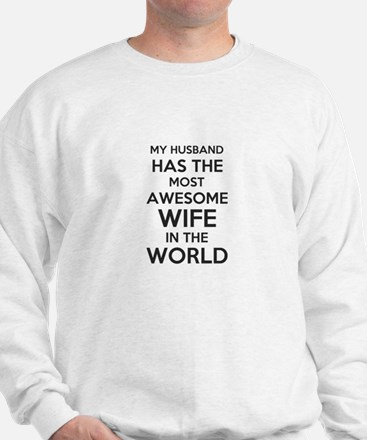 Unique I love my filipino wife Sweatshirt