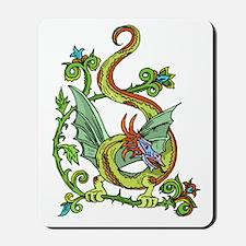 Celtic Dragon 2 Mousepad