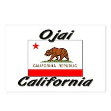 Ojai California Postcards (Package of 8)