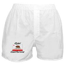 Ojai California Boxer Shorts