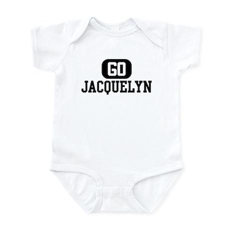 Go JACQUELYN Infant Bodysuit