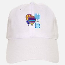 High on Life - Baseball Baseball Cap
