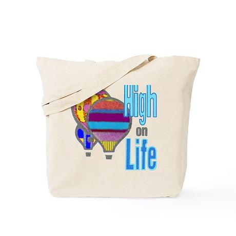 High on Life - Tote Bag