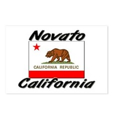 Novato California Postcards (Package of 8)