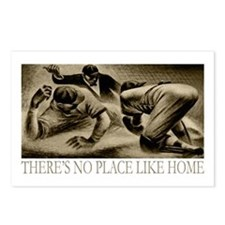 No Place Like Home Baseball Postcards (Package of