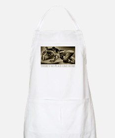 No Place Like Home Baseball BBQ Apron