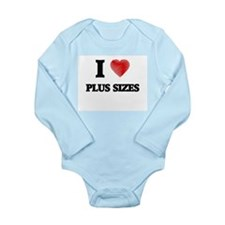 I love Plus Sizes Body Suit