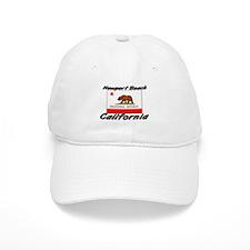 Newport Beach California Baseball Cap